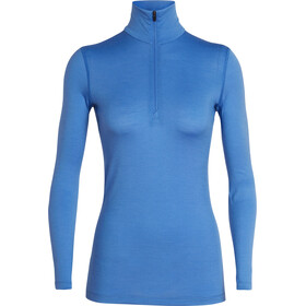 Icebreaker 200 Oasis LS Half-Zip Shirt Damen cove